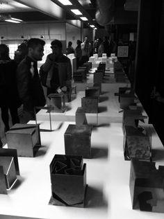 """""""Esposizione in corso"""" in Toward the Landscape - Politecnico di Milano"""
