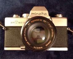 Minolta SR T SC II CLC Camera Japan  #Minolta