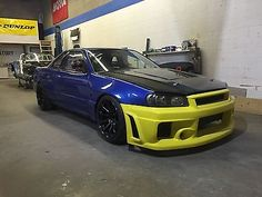 nice 1998 Nissan Skyline R34 - For Sale View more at http://shipperscentral.com/wp/product/1998-nissan-skyline-r34-for-sale/