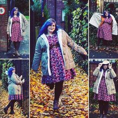 We think these photos of @girlgeek85 wearing 'Tara' are just fab! Shop 'Tara' in the SALE and see what other darling dresses you can spot. #regram #lindyboplove #outfitinspo #winterstyle by lindy_bop