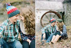 cozy Vermont flannel!! staceyhedman.com