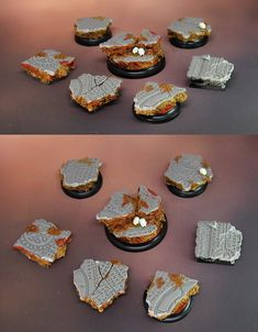 James Wappel Miniature Painting: Basing techniques