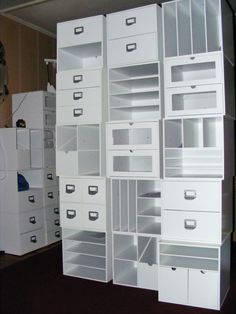 More New Storage Cubes from M's - Scrapbook.com