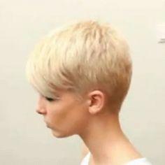 Short hair more short haircuts pixie haircuts 4th sidecut hair do