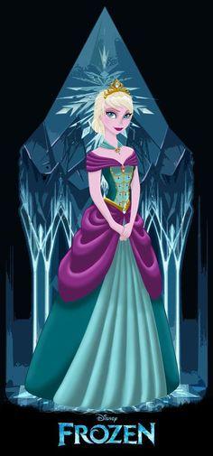 Imagen de frozen, elsa, and disney