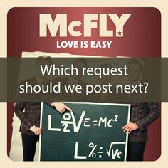 1 of these 5 fan requests will be posted on www.PianoBragSongs.com next week (July 14-20). Repin or Like this image if you want Love is Easy by McFly. Vote on Instagram, Pinterest & Facebook by midnight, July 13.
