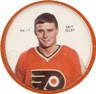 1968-69 Shirriff Coins #PH-7 Brit Selby Front