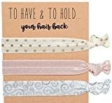 Sola Pack of 10 Rose Gold Bachelorette Hair Ties & Bridesmaids Hair Ties Set of 10 – Bachelorette Party Gifts (30 Total)  Sola Pack of 10 Rose Gold Bachelorette Hair Ties & Bridesmaids Hair Ties Set of 10 – Bachelorette Party Gifts (30 Total) Product Description CREASELESS HAIR TIES Sola bachelorette party hair ties / birthday party hair ties come in a pack of 10, including 30 creaseless ponytail holders in total. They are designed by a…   Read More »    The post  Sola Pack of 10 Ro..