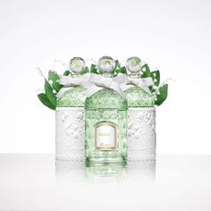 Parfum précieux : le Muguet refleurit chez Guerlain - ELLE