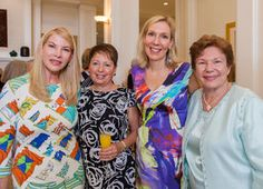Sweet 16 party is theme for Hibiscus' benefit luncheon - w/photos