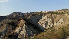 I calanchi della Basilicata (Montalbano Jonico)