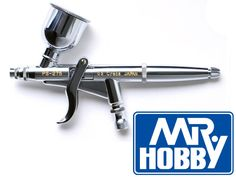 Mr Procon Boy WA Trigger Airbrush (PS-275)  The Mr Hobby Mr Procon Boy WA Trigger is a detail / medium work orientated, gravity fed, pistol grip, continuous double action airbrush with an 0.3mm nozzle. As with all Mr Hobby airbrushes it's manufactured & finished to a high standard & offers excellent performance at a reasonable price.  * 0.3mm screw in nozzle  * 7ml Paint cup with lid * Pre-set handle * Nozzle Spanner * Sturdy hinged lid plastic storage box * Standard 1  Price: £124.99