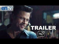 Killing Them Softly Official Trailer [HD]: Brad Pitt, James Gandolfini & Sam Rockwell