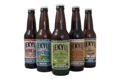 Jekyll Brewing line http://www.hospitalityhighway.com/