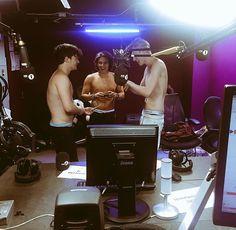 Connor, Brad + Tristan