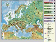 Hospodárstvo Európy :: Geografia pre žiakov