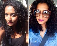 Três dicas para manter cabelos cacheados perfeitos →  #redeglobo #gshow #hair #beleza