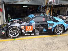 Dempsey Proton Racing Porsche 911 RSR