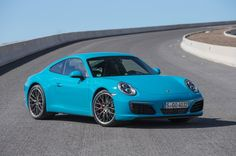 All new #Porsche Carrera 991 II