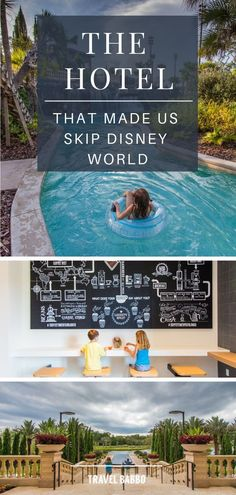 Four Seasons Orlando: The Hotel That Made Us Skip Disney World - Need a kid-friendly resort or hotel in Orlando, Florida? Find out why my kids chose to skip Disney - Orlando Florida Hotels, Florida Resorts, Orlando Vacation, Orlando Resorts, Visit Florida, Florida Vacation, Florida Travel, Hotel Orlando, Florida Food