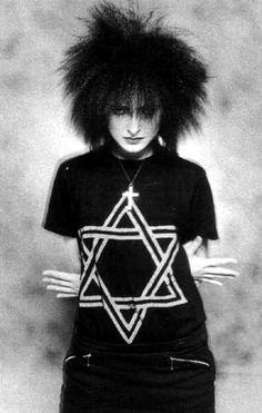 Siouxsie (& the Banshees).