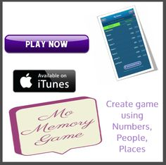 Insanely fun and amazingly addictive #memorygame to sharpen and train your brain. Discover a uniquely challenging game, created specifically to test and improve your cognitive abilities across these areas, #memory, logic & calculation