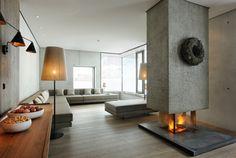 Wiesergut Hotel by Gogl & Partners Architekten, Hinterglemm   Austria hotels and restaurants