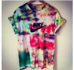 Nike Tyedye