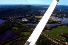 Mount Tom and Connecticut River, Northampton, MA by Kerstin Martin, via Flickr