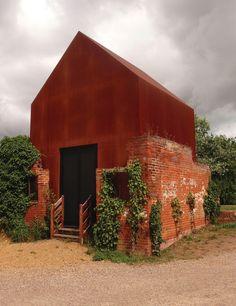 Dovecote Studio / Stary Gołębnik – nowoczesna STODOŁA   wnętrza & DESIGN   projekty DOMÓW   dom STODOŁA