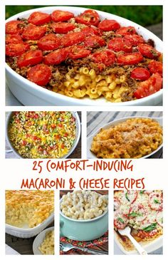25 Comfort-Inducing Macaroni and Cheese Recipes | Community Table ~ Parade