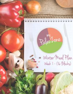 If you like Paleo, you'll love Paleo Zone! It's the meal plan I used to lose all of my pregnancy weight.