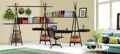 Tipi shelves by Assaf Israel for Joynout