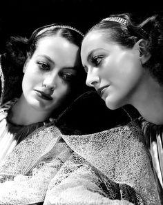 Joan Crawford by George Hurrell, 1934