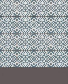 Beltéri marokkói mintás burkolat, mely fal és padlóra egyaránt alkalmas Tile Floor, Tiles, Flooring, Texture, Bathroom, Beds, Room Tiles, Surface Finish, Washroom