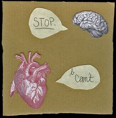 brain vs. heart