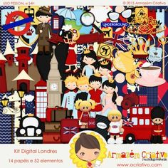 Kit digital Londres