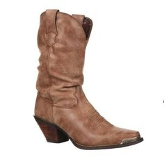 NEW!! Crush by Durango Women's Slouch Western Boot Style #DCRD175 Durango Boot Company