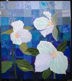 Best of Houston : Quilts With a Floral Theme