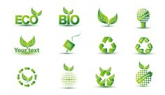 Free Green Eco Icon Set | Free Vector Graphics | All Free Web Resources for Designer - Web Design Hot!