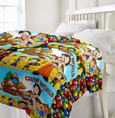 Bheem and friends bedsheet