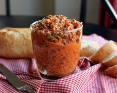 Creole Contessa: Applewood Smoked Tapenade