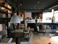 Living Room at Soulmade... Garching | Munich