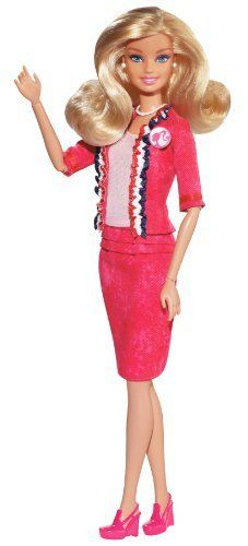 Barbie I Can Be President B Party (Caucasian) by Mattel, http://www.amazon.com/dp/B007G5ZSX6/ref=cm_sw_r_pi_dp_pWTirb0AG1SXB