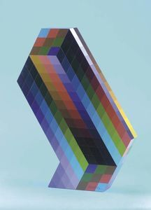 Torony - (Victor Vasarely)