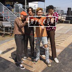 HYUKOH - Happy 1st Birthday! (150917)