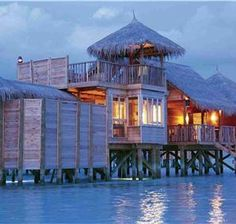 Soneva Gili, Maldives. Resort review and photos by Adrian Neville of Seven Holidays.