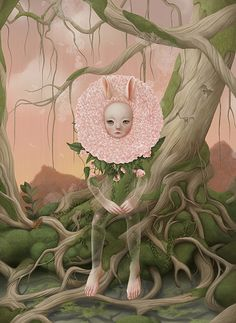 In The Woods by Hsiao Ron Cheng