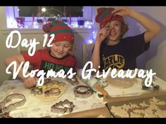 Vlogmas Giveaway Day12 - we make the best (and cheapest) decorations