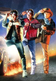 *McFly steadily becomes more alarmed* Iconic Movies, Classic Movies, Good Movies, 80s Movies, The Future Movie, Back To The Future, Series Movies, Movie Characters, Image Cinema